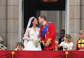 7 Mais detalhes do Casamento Real...!
