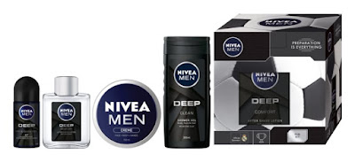 Nivea Men Deep lote de regalo