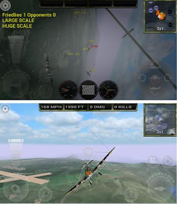 Game FighterWing 2 Flight Simulator