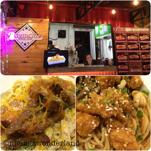 Carnival Food Park Marikina - Brewskie Pasta Hub