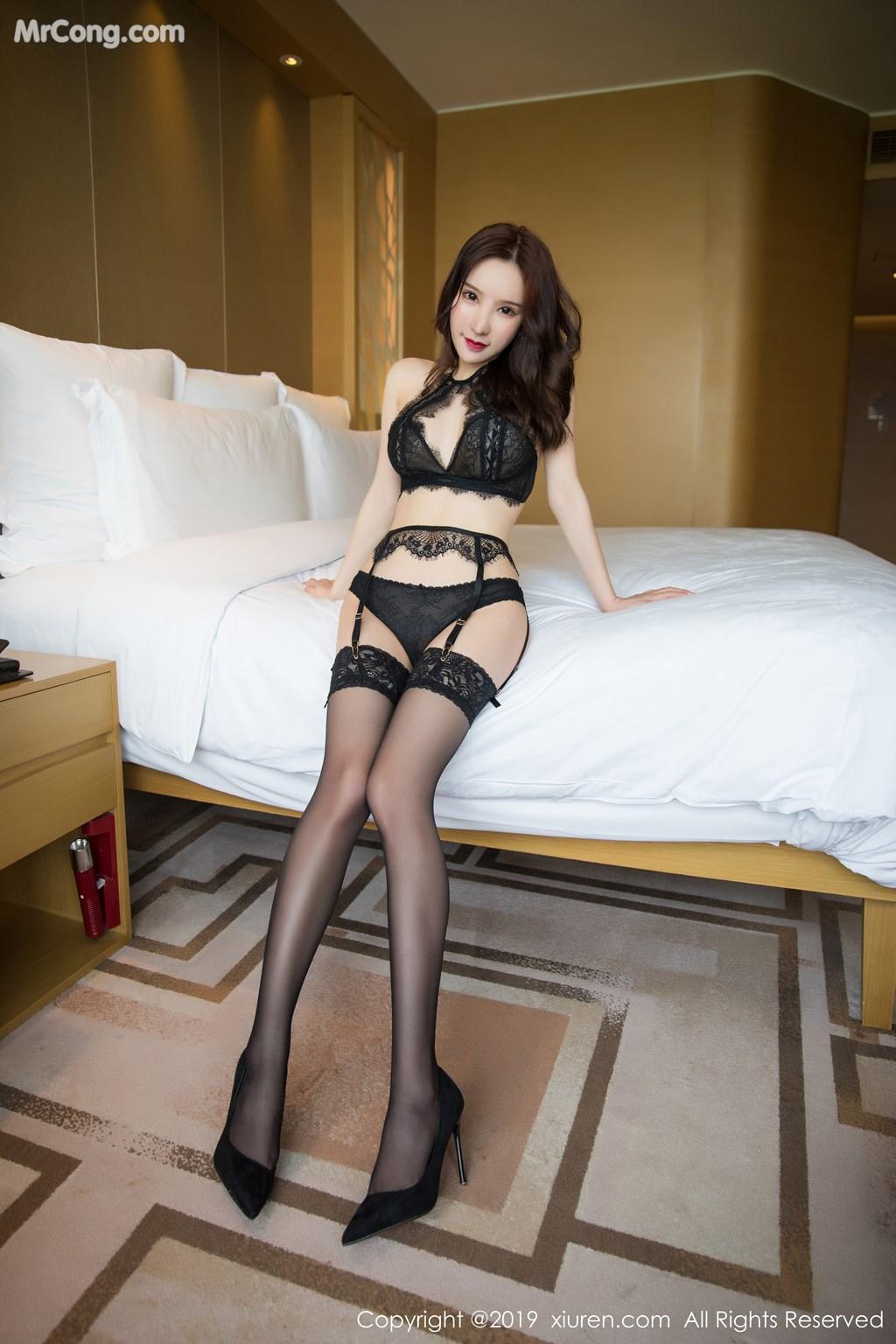 Image XIUREN-No.1505-Zhou-Yuxi-Sandy-MrCong.com-006 in post XIUREN No.1505: Zhou Yuxi (周于希Sandy) (61 ảnh)