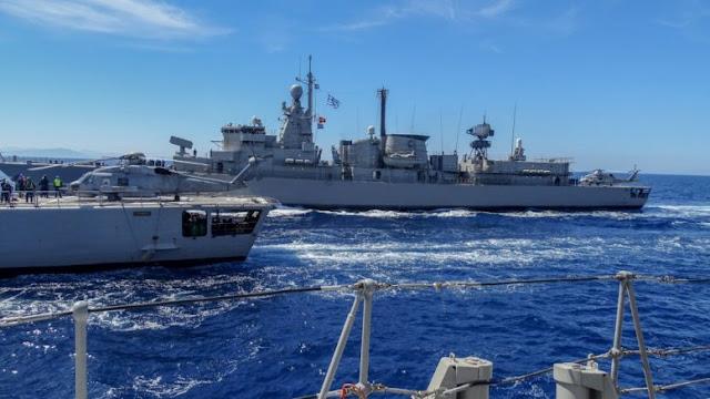 Πως θα αποτρέψει η Ελλάδα την Τουρκία σε Αιγαίο και Μεσόγειο;