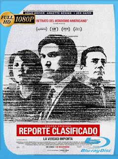 Reporte Clasificado (The Report) (2019) HD [1080p] Latino [GoogleDrive] SilvestreHD