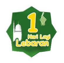 DP BBM Bergerak Selamat Hari Raya IDUL FITRI 1438 H 2017