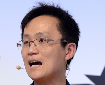 Wattpad CEO Allen Lau