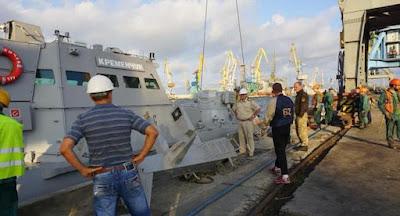 Уряд планує створити базу ВМС на Азовському морі