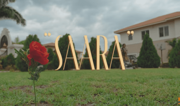 Sarkodie's  Saara Hits 307k In Just Two Days