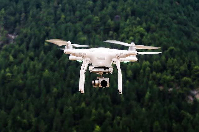 Peran Teknologi Drone di Dunia Tambang Batubara