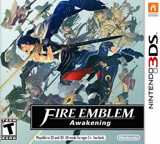 Fire Emblem Awakening, 3DS, español, mega