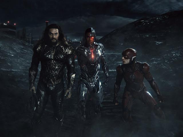 """102700 - Reseña de la """"Liga de la Justicia de Zack Snyder"""""""