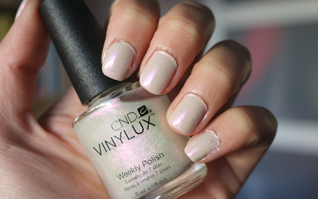 CND Vinylux - Ice Bar (Glacial Illusion Collection 2017)