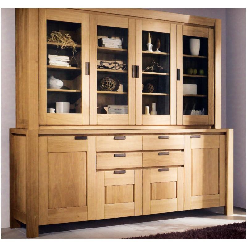 buffet vaisselier moderne maison design. Black Bedroom Furniture Sets. Home Design Ideas