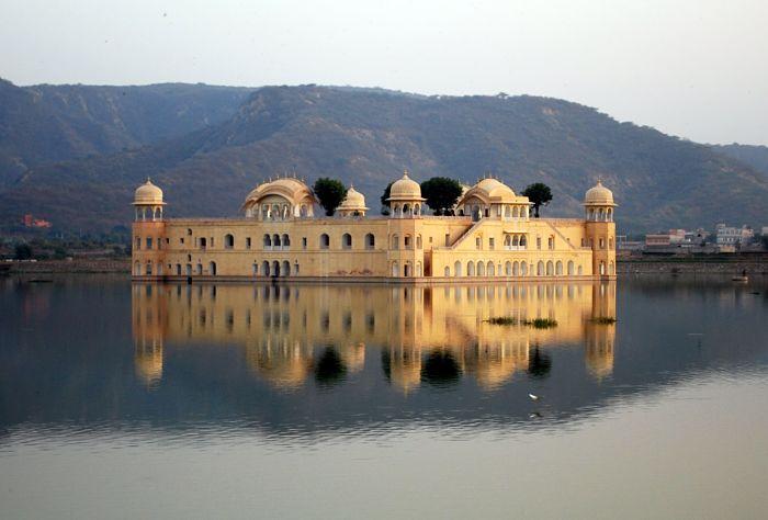 जल महल जयपुर राजस्थान | Jal Mahal Jaipur In Hindi