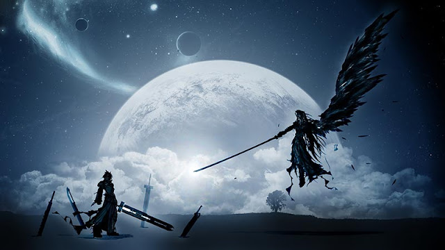 Final Fantasy VII Wallpaper Engine