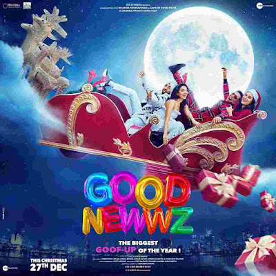 Good Newwz Movie Download Leaked By Tamilrockers | Good Newwz Movie Review | Good Newwz Box Office Collection Prediction