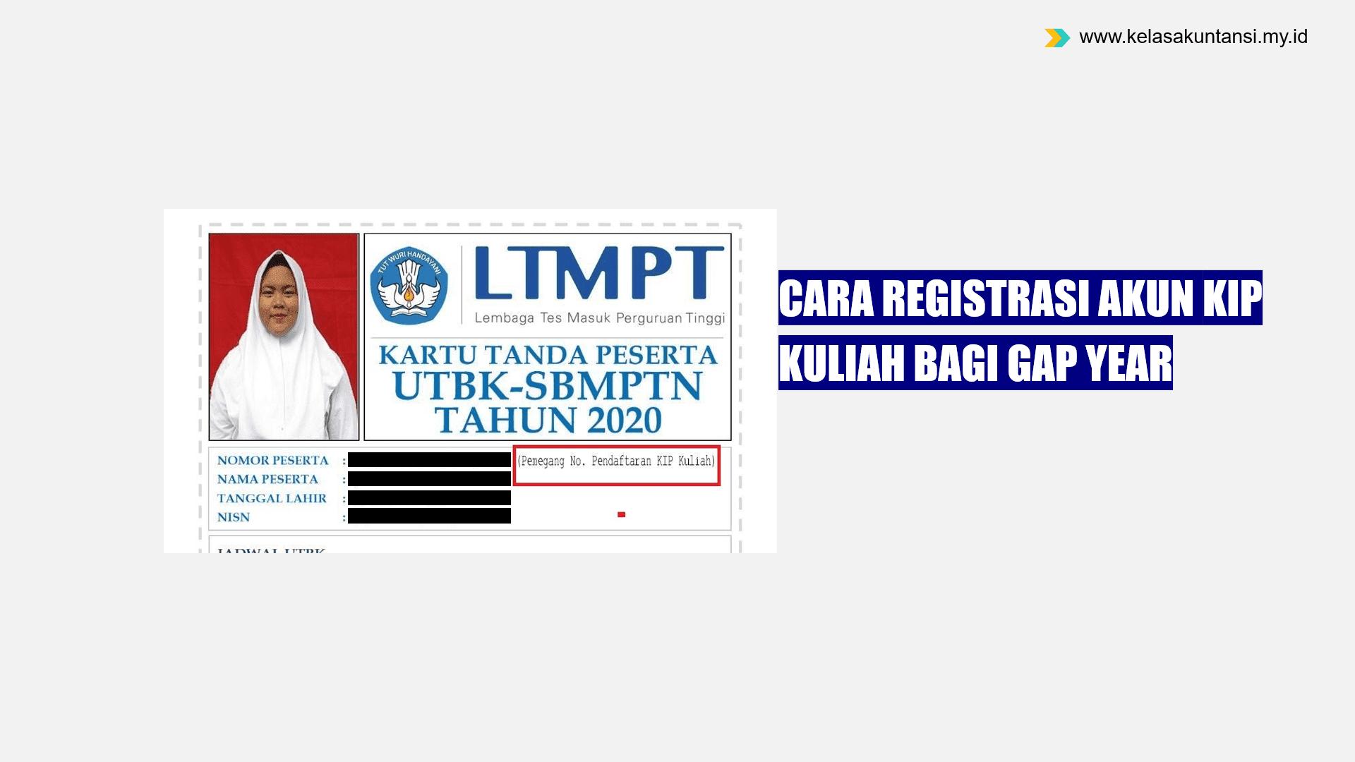 Berkas yang Harus Dibawa Saat Tes UTBK SBMPTN 2021