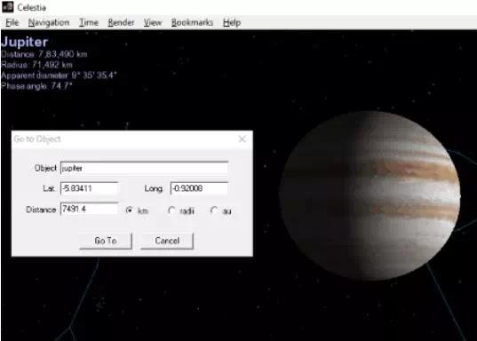 Software Planetarium Gratis Terbaik untuk Windows-2