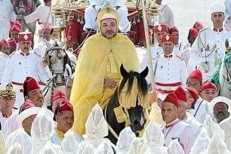 عيد العرش المجيد في المغرب حب و وفاء و إخلاص