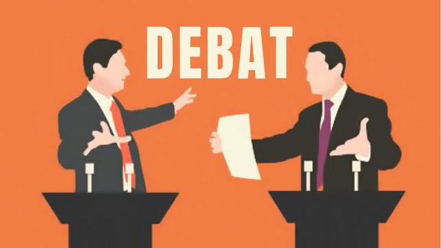 latihan soal teks debat kelas 10