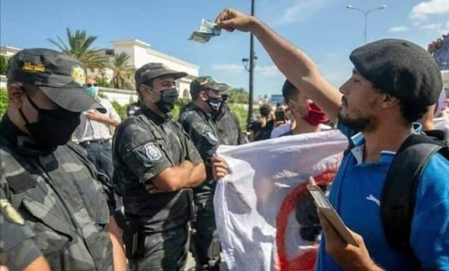 Tunisie: le militant Wajdi Mahouechi condamné à deux ans de prison ferme !