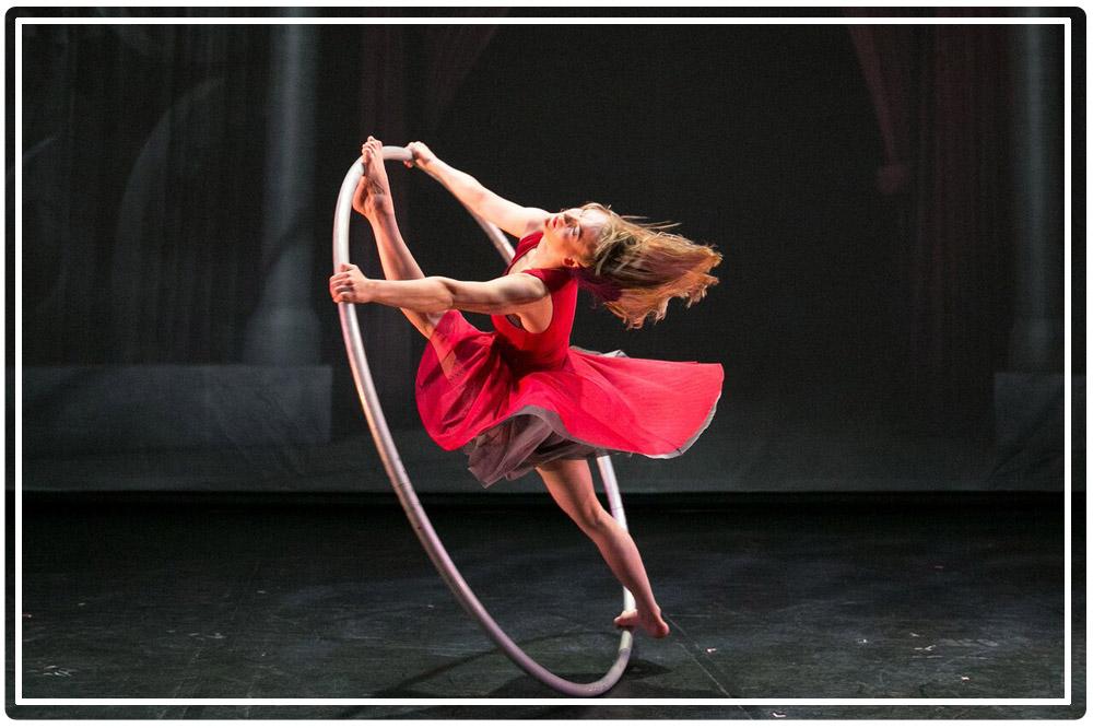 esthétiques du cirque contemporain