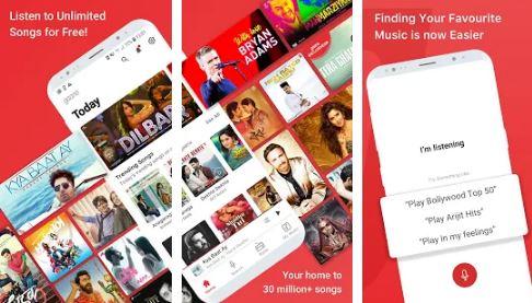 gaana app downloaded songs