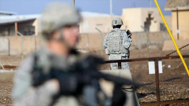 Atacan con cohetes una base con tropas de EEUU en Irak