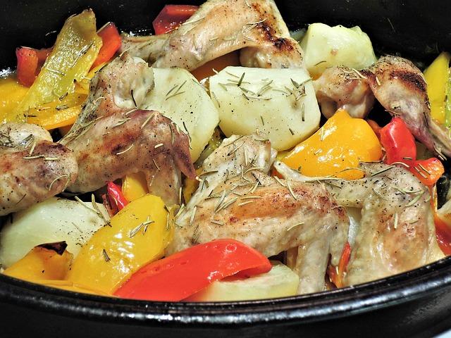 chicken stew Nigeria