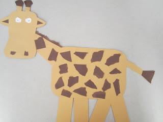 Giraffes - First Grade Roars!