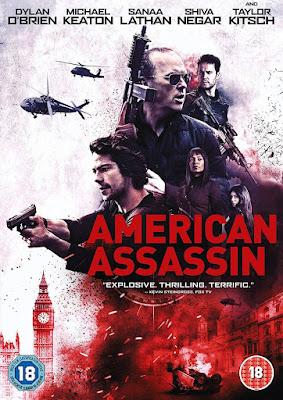 American Assassin 2017 Dual Audio Hindi 720p BluRay 950MB