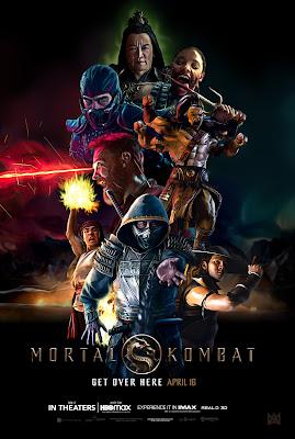 Mortal Kombat 2021 English 720p HDRip ESubs Download