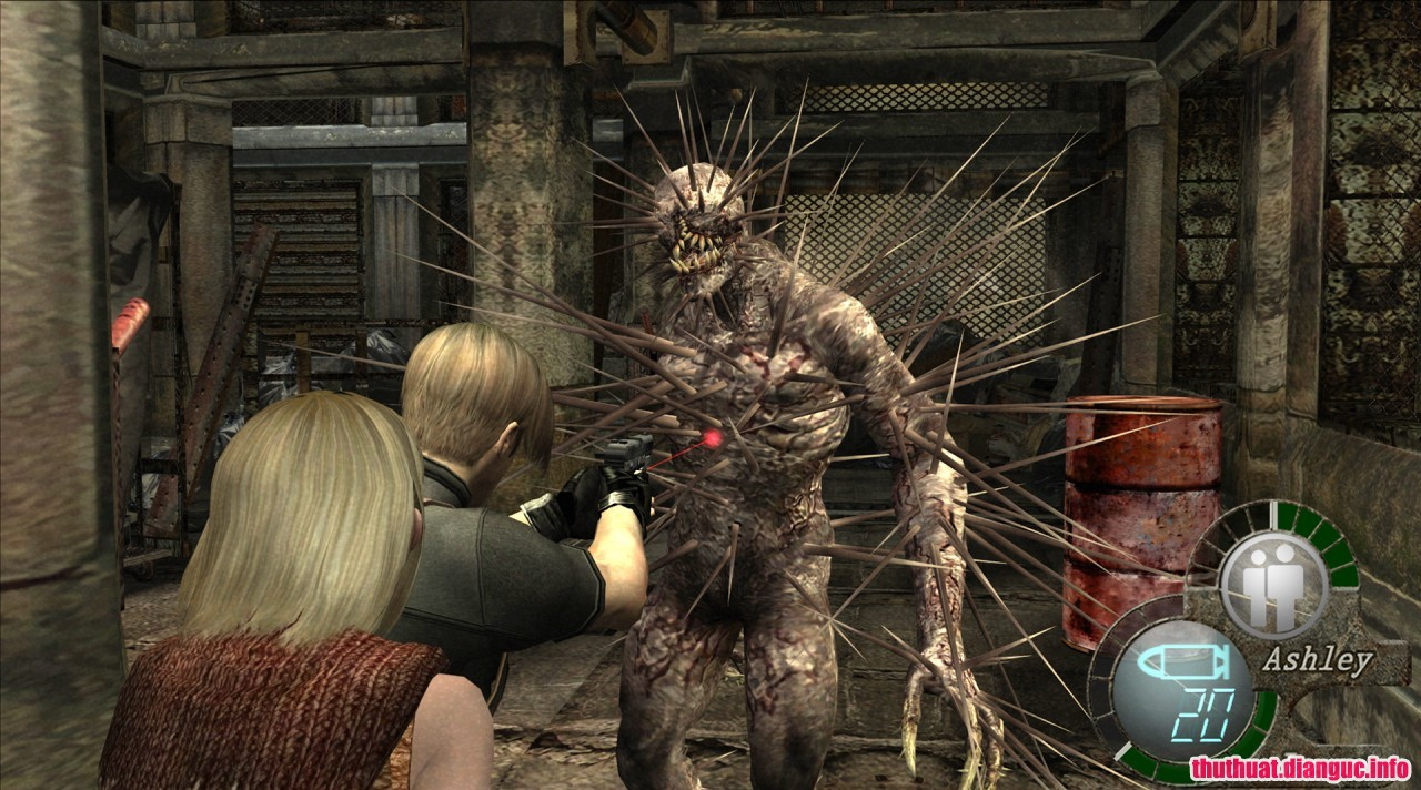 Game Resident Evil 4 Ultimate HD Edition full download