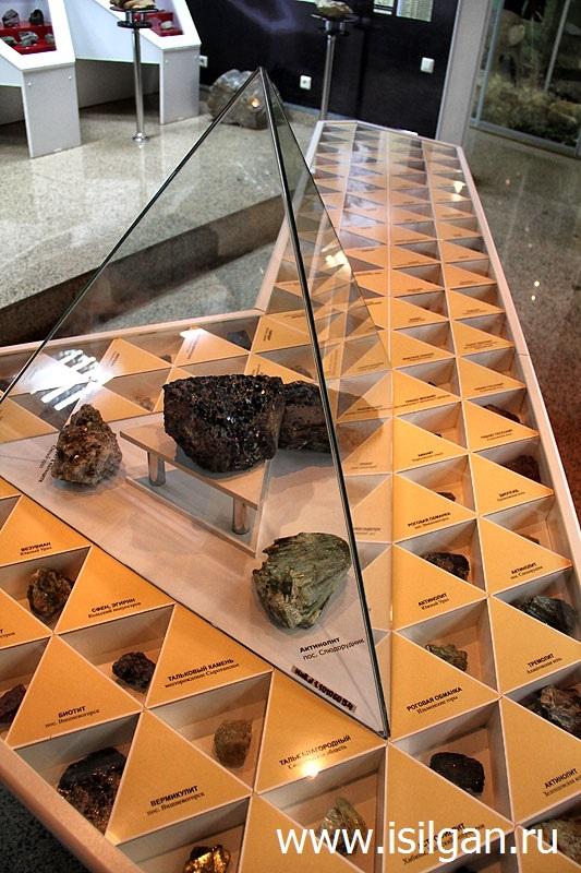 Краеведческий музей. Город Копейск