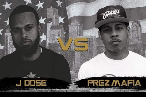 KLBL Presents - Dose Vs Prez Mafia