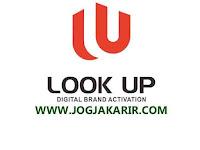 Lowongan Kerja Jogja April 2021 di Look Up Digital Media