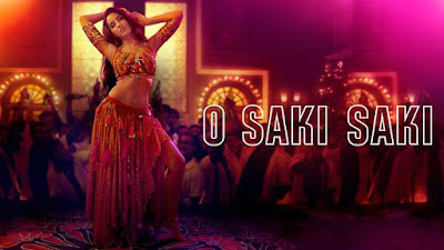 O SAKI SAKI Song lyrics