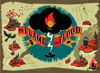 Trainer The Flame in the Flood Hack v1.0 +4 Multi Features