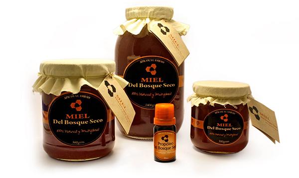 Miel-derivados-apícolas-endulzar-empresa-colombiana-Productos-Bosque-Seco