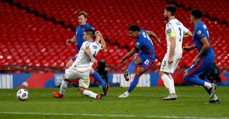 ألبانيا ضد إنجلترا