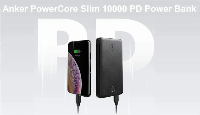 Anker PowerCore Slim 10000 PD Power Bank Review