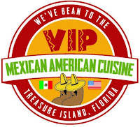 The VIP Lounge and Mexican restaurant is in Treasure Island, Florida