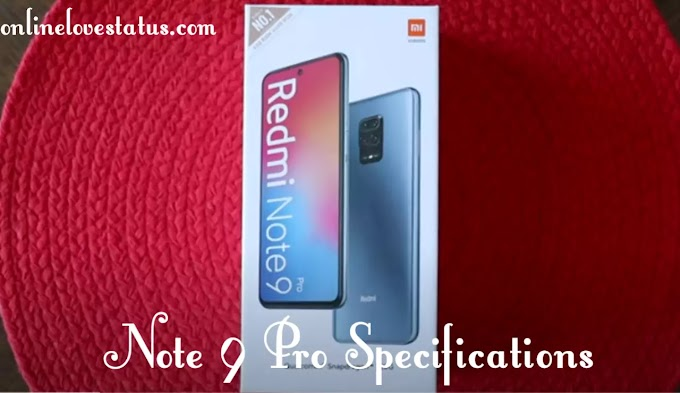 Redmi Note 9 Pro Price Performance, Features & Specifications