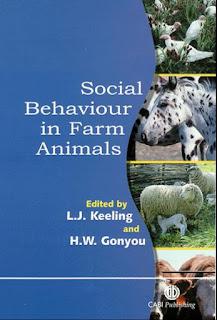 Social Behaviour in Farm Animals 1st Edition