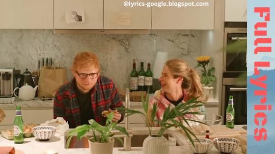 Ed Sheeran - Put It All On Me (feat. Ella Mai) Song Lyrics