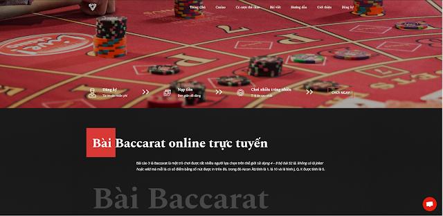 chơi bài baccarat online tại nhà cái uy tín win2888 cực kì dễ trúng và đổi thưởng