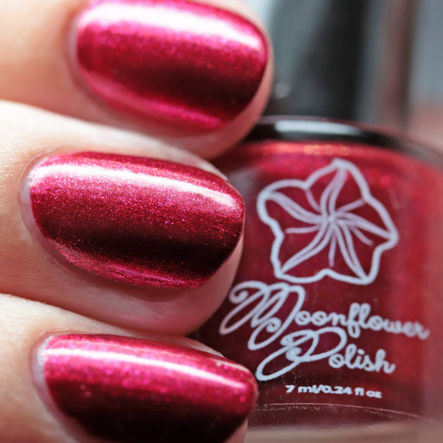 Moonflower Polish Candy Apple