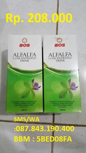 Alfalfa Produk bos