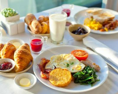 Nam giới muốn tăng cân nhanh thì không được để bụng đói