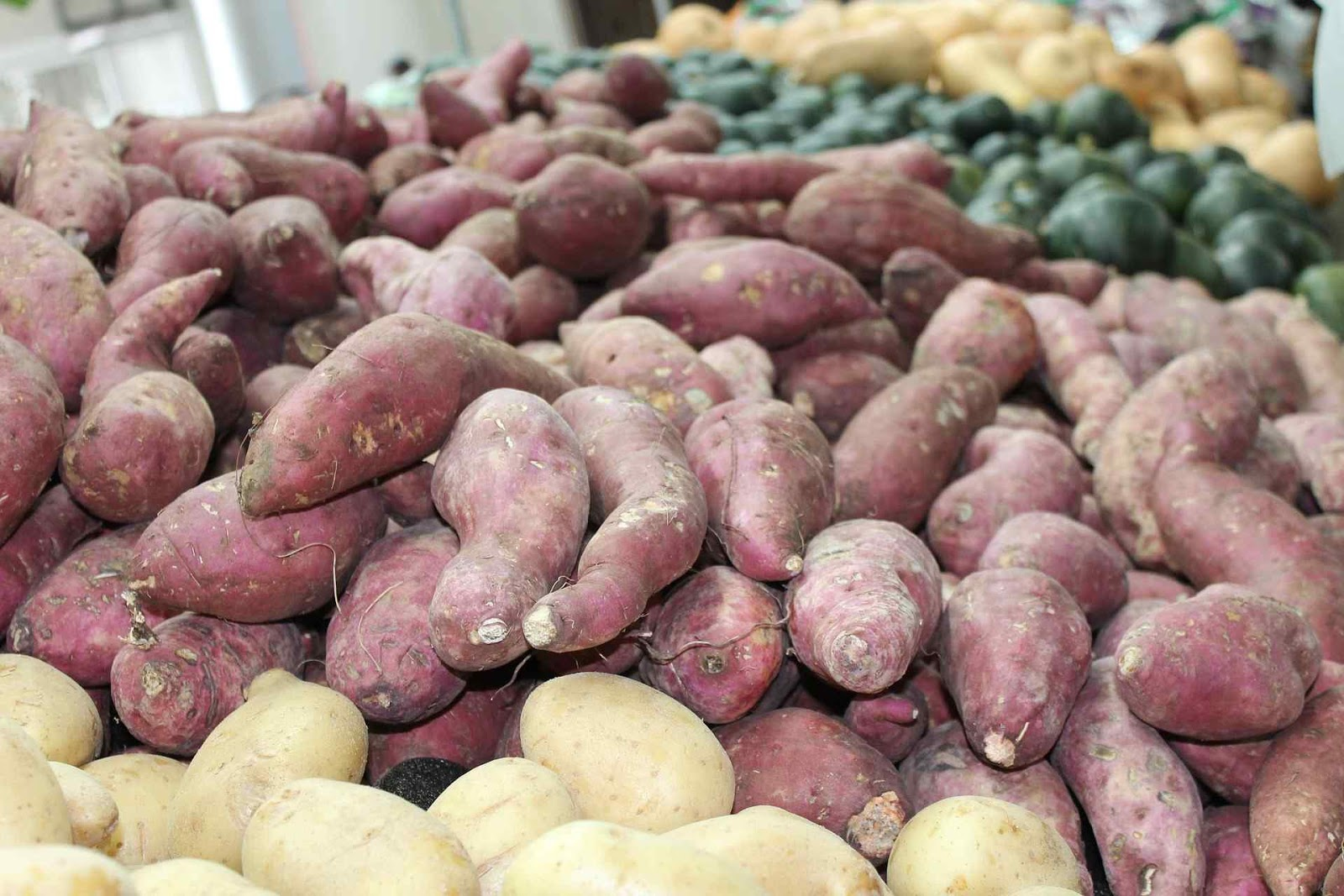 Best Foods to Control Diabetes - Both Type 1 and Type 2  - Sweet Potatoes