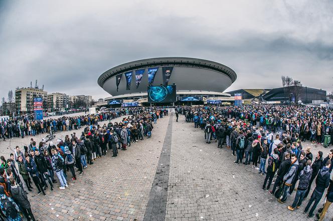 IEM Katowice Spodek